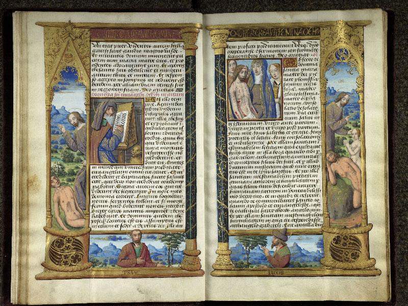 CHANTILLY, Bibliothèque du château, 0072 (1119), f. 006v - 007