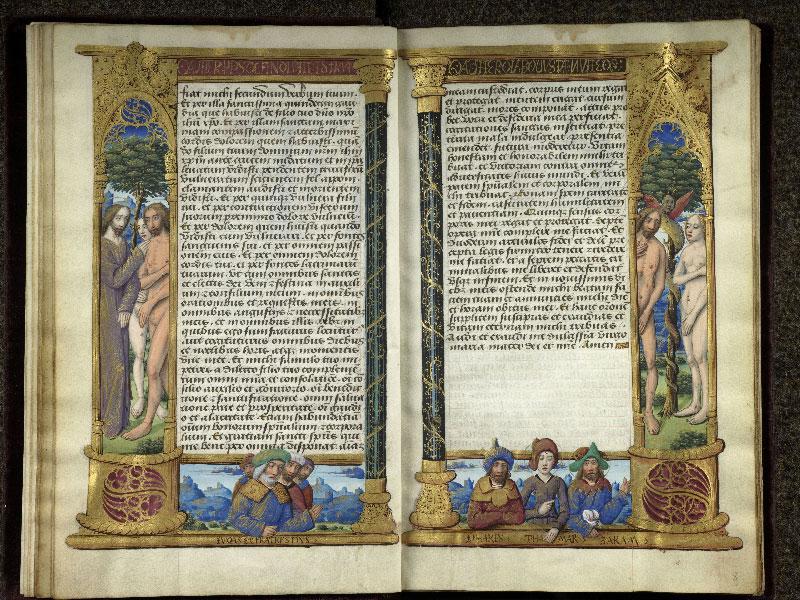 CHANTILLY, Bibliothèque du château, 0072 (1119), f. 007v - 008