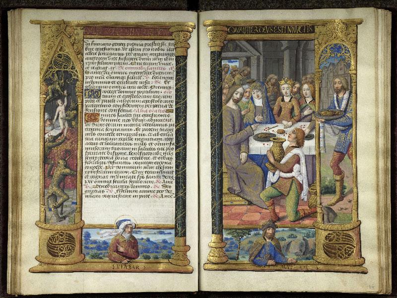 CHANTILLY, Bibliothèque du château, 0072 (1119), f. 025v - 026