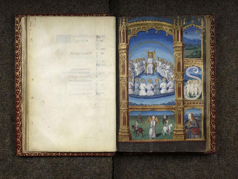 CHANTILLY, Bibliothèque du château, 0074 (1088), f. 012v - 013