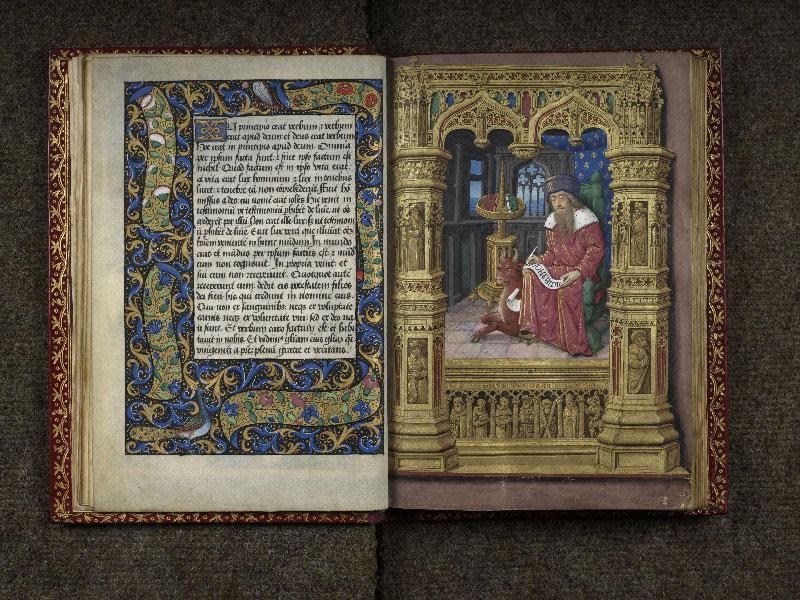 CHANTILLY, Bibliothèque du château, 0074 (1088), f. 013v - 014