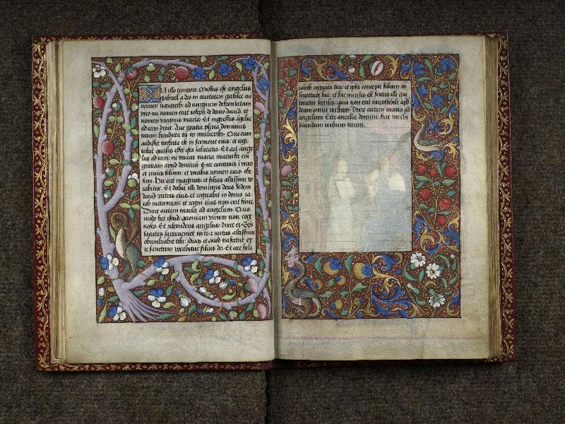CHANTILLY, Bibliothèque du château, 0074 (1088), f. 014v - 015