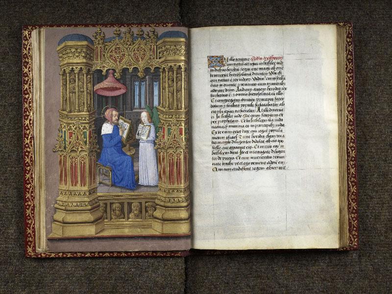 CHANTILLY, Bibliothèque du château, 0074 (1088), f. 015v - 016