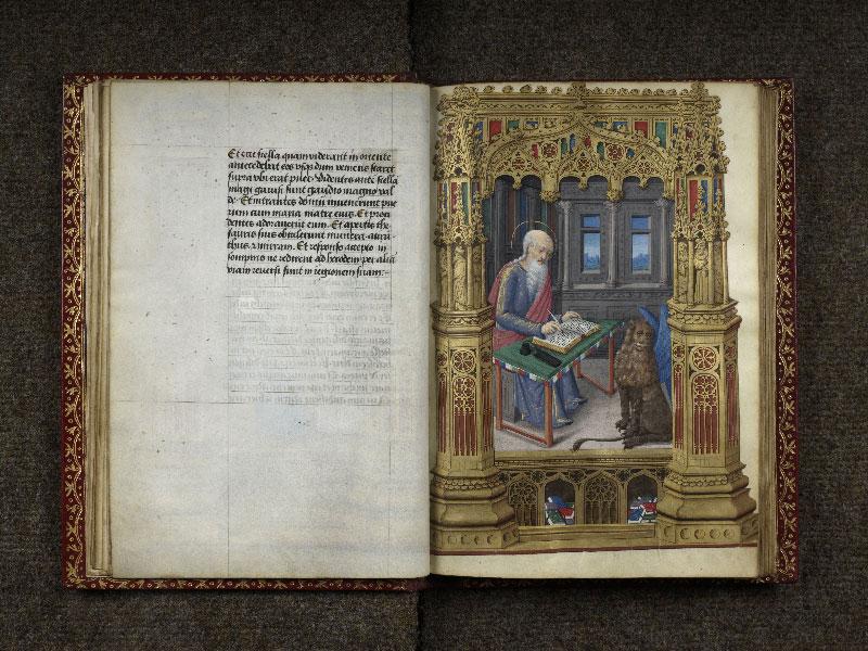 CHANTILLY, Bibliothèque du château, 0074 (1088), f. 016v - 017