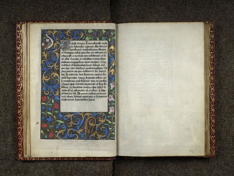 CHANTILLY, Bibliothèque du château, 0074 (1088), f. 017v - 018
