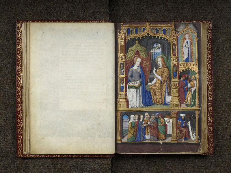 CHANTILLY, Bibliothèque du château, 0074 (1088), f. 018v - 019