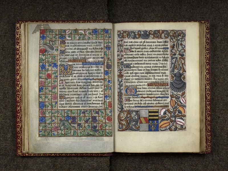 CHANTILLY, Bibliothèque du château, 0074 (1088), f. 019v - 020