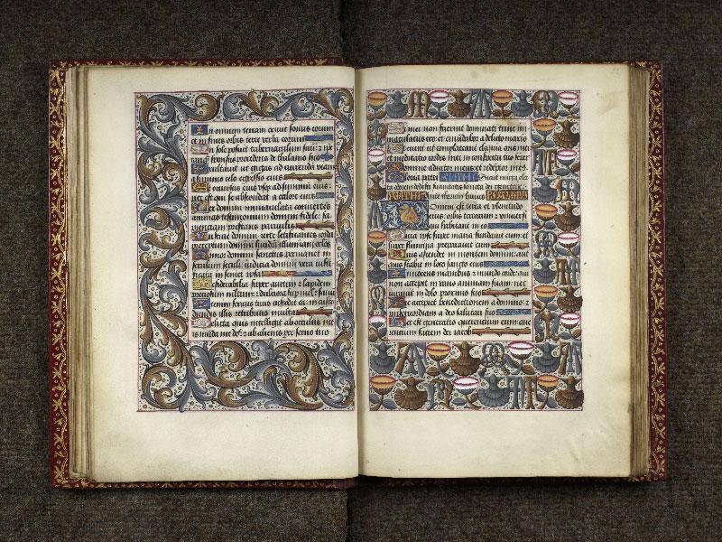 CHANTILLY, Bibliothèque du château, 0074 (1088), f. 021v - 022