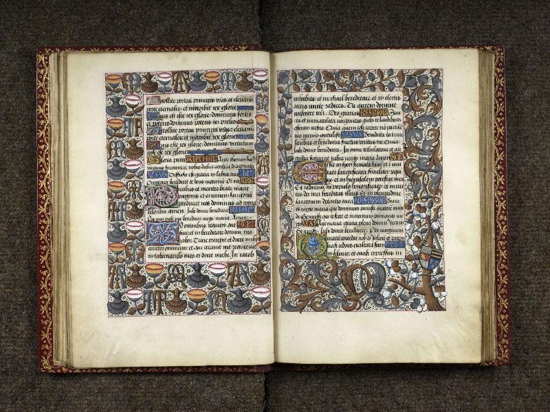 CHANTILLY, Bibliothèque du château, 0074 (1088), f. 022v - 023