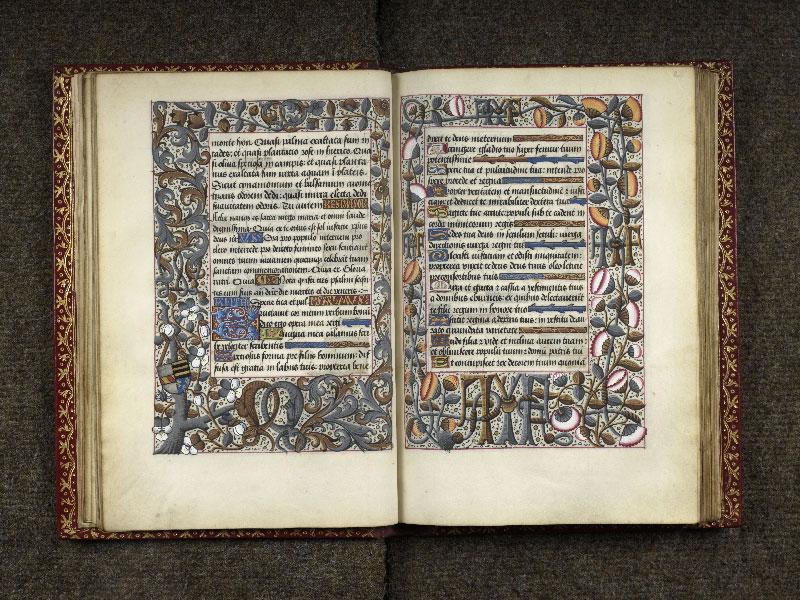 CHANTILLY, Bibliothèque du château, 0074 (1088), f. 023v - 024
