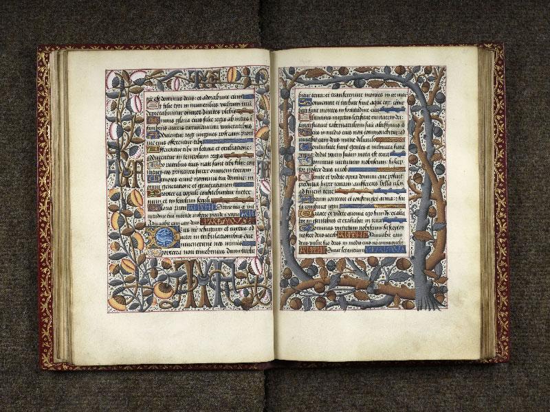 CHANTILLY, Bibliothèque du château, 0074 (1088), f. 024v - 025