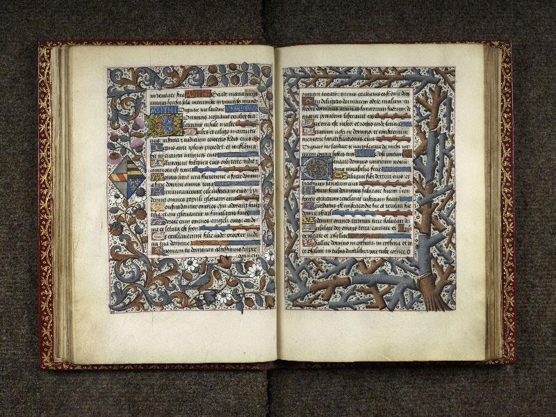 CHANTILLY, Bibliothèque du château, 0074 (1088), f. 026v - 027