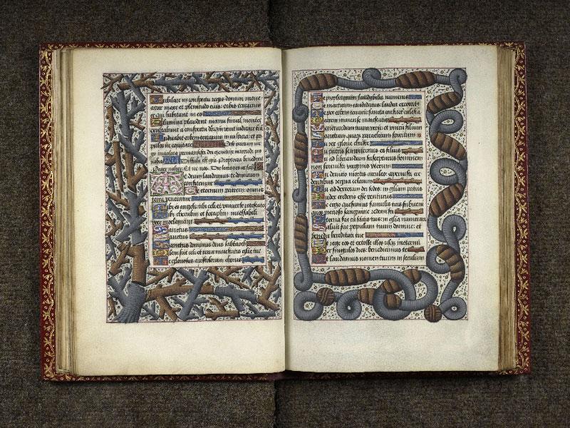 CHANTILLY, Bibliothèque du château, 0074 (1088), f. 027v - 028