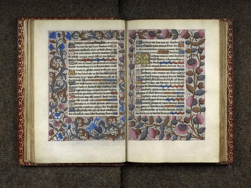 CHANTILLY, Bibliothèque du château, 0074 (1088), f. 030v - 031