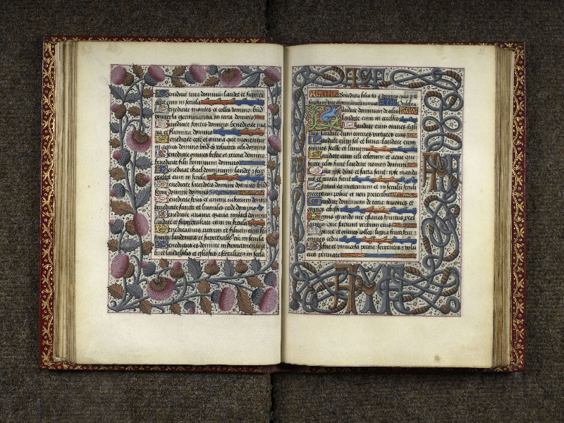 CHANTILLY, Bibliothèque du château, 0074 (1088), f. 031v - 032
