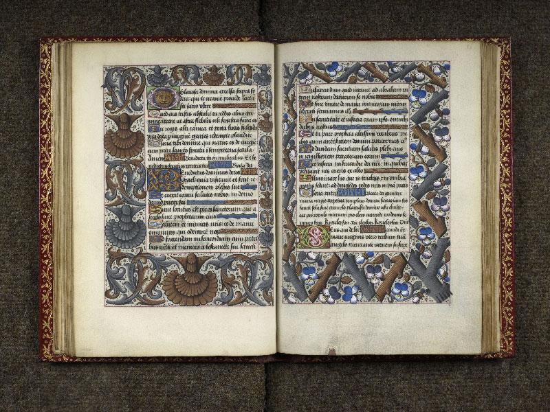 CHANTILLY, Bibliothèque du château, 0074 (1088), f. 033v - 034