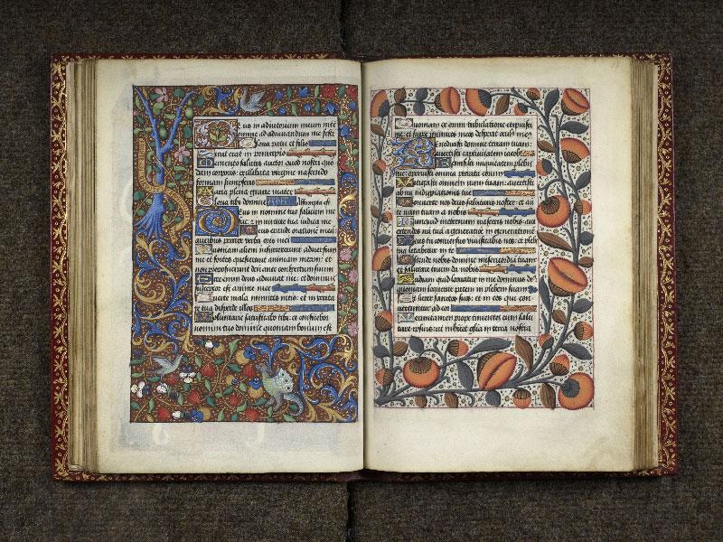 CHANTILLY, Bibliothèque du château, 0074 (1088), f. 037v - 038