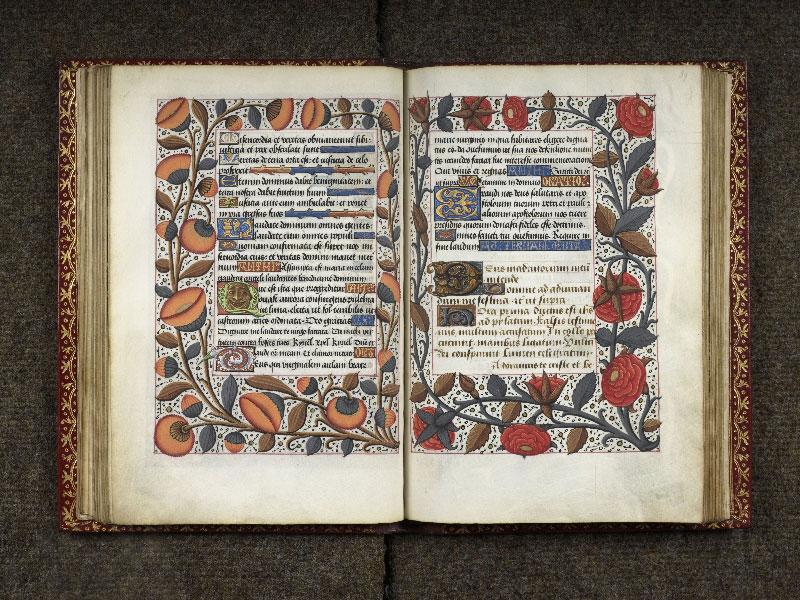 CHANTILLY, Bibliothèque du château, 0074 (1088), f. 038v - 039