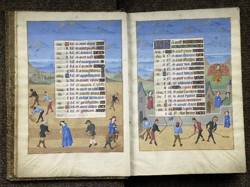 CHANTILLY, Bibliothèque du château, 0076 (1362), f. 007v - 008