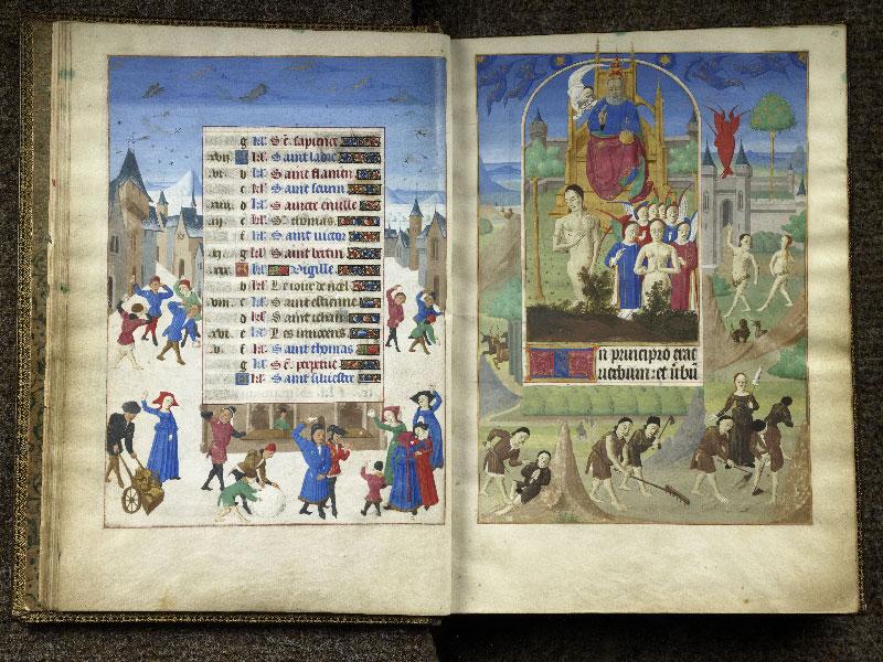 CHANTILLY, Bibliothèque du château, 0076 (1362), f. 012v - 013