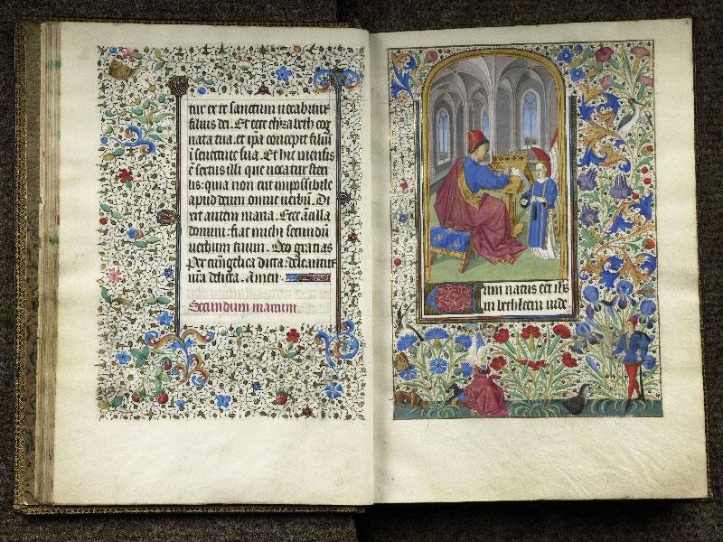 CHANTILLY, Bibliothèque du château, 0076 (1362), f. 016v - 017