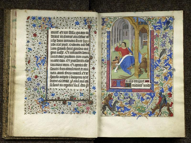 CHANTILLY, Bibliothèque du château, 0076 (1362), f. 018v - 019