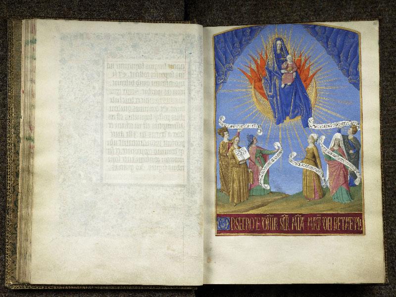 CHANTILLY, Bibliothèque du château, 0076 (1362), f. 020v - 021