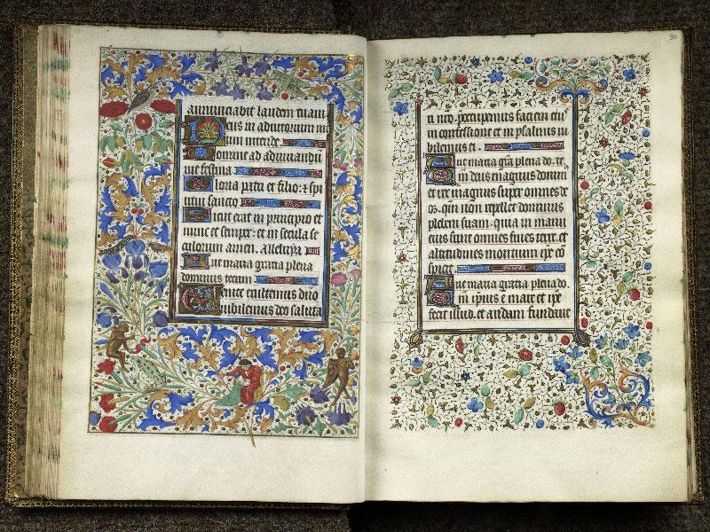 CHANTILLY, Bibliothèque du château, 0076 (1362), f. 029v - 030