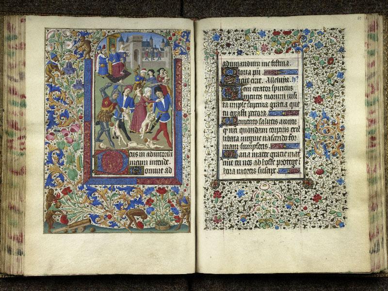 CHANTILLY, Bibliothèque du château, 0076 (1362), f. 068v - 069