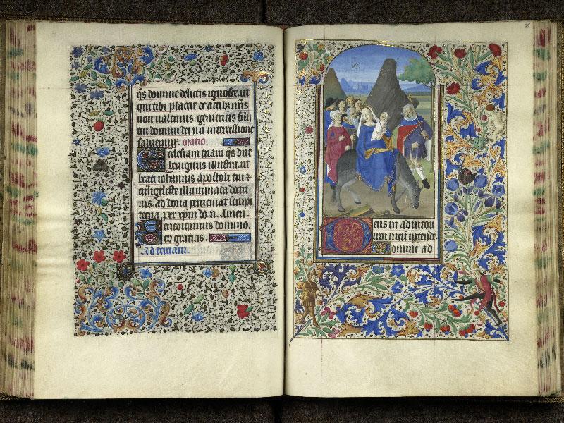CHANTILLY, Bibliothèque du château, 0076 (1362), f. 074v - 075