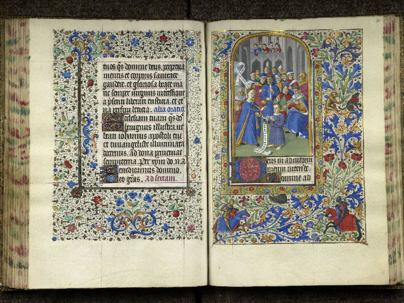 CHANTILLY, Bibliothèque du château, 0076 (1362), f. 079v - 080