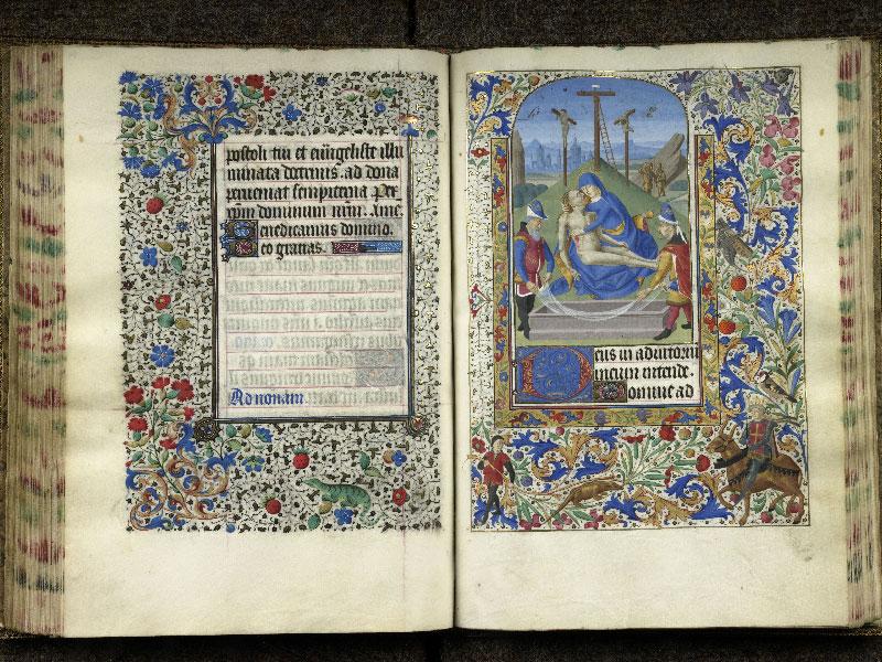 CHANTILLY, Bibliothèque du château, 0076 (1362), f. 084v - 085