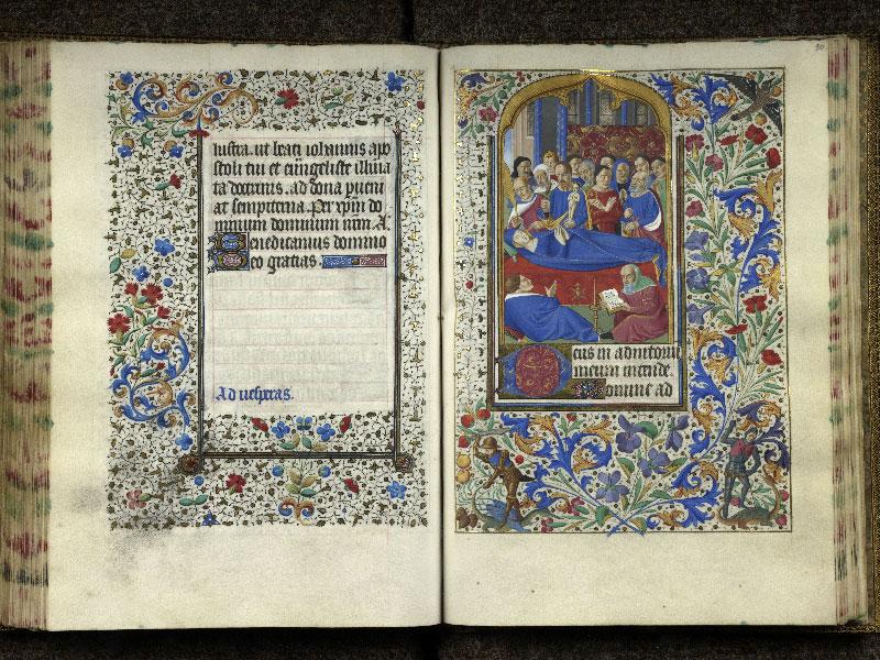 CHANTILLY, Bibliothèque du château, 0076 (1362), f. 089v - 090