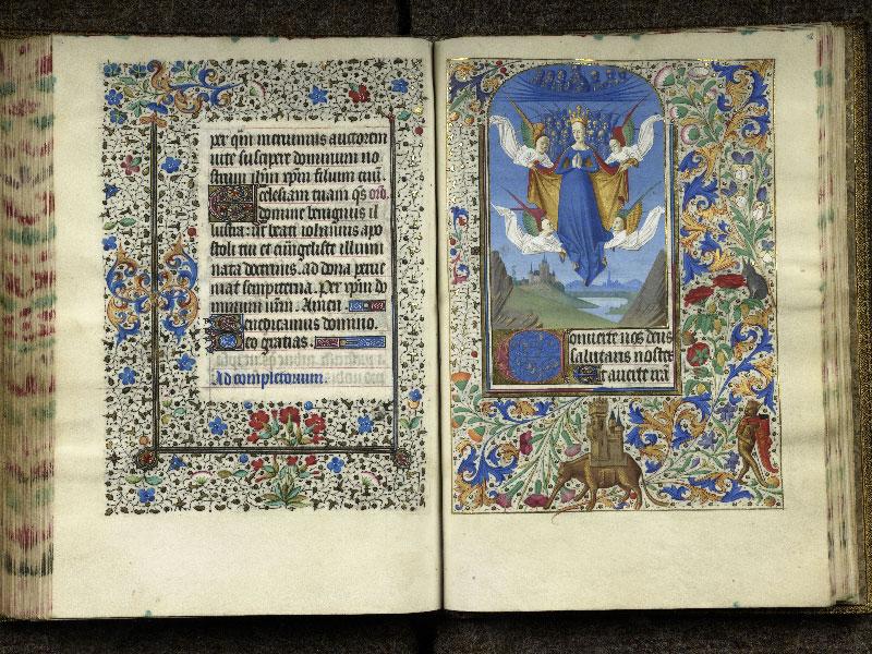 CHANTILLY, Bibliothèque du château, 0076 (1362), f. 097v - 098