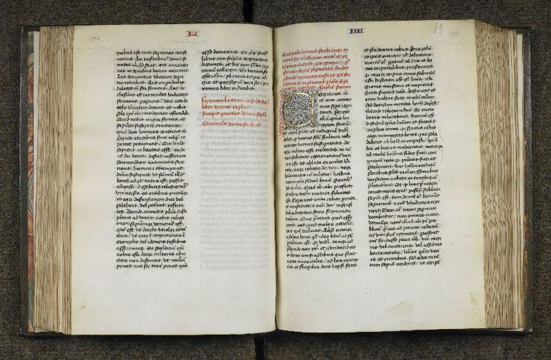 CHANTILLY, Bibliothèque du château, 0125 (0669), p. 176 - 177