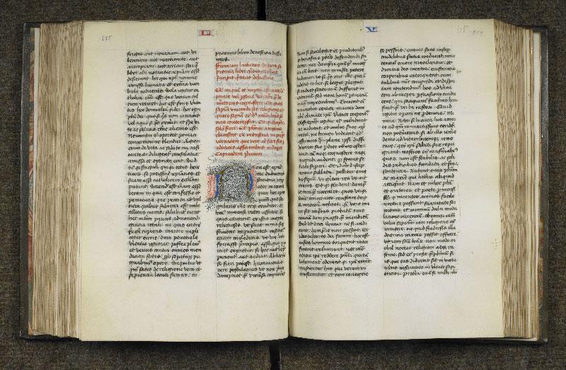 CHANTILLY, Bibliothèque du château, 0125 (0669), p. 228 - 229