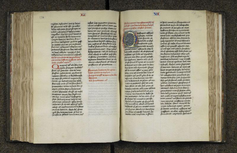 CHANTILLY, Bibliothèque du château, 0125 (0669), p. 272 - 273