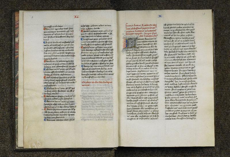 CHANTILLY, Bibliothèque du château, 0126 (0670), p. 004 - 005