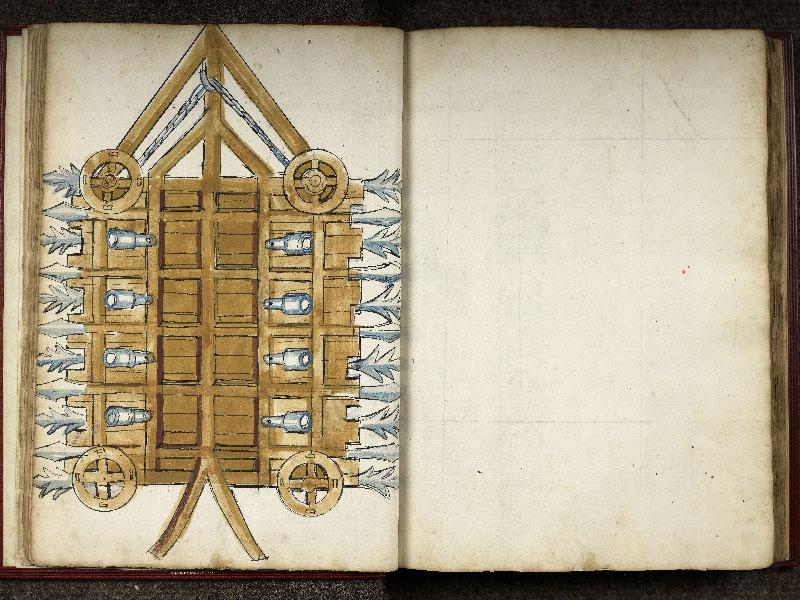 CHANTILLY, Bibliothèque du château, 0348 (0633), f. 015v - 016