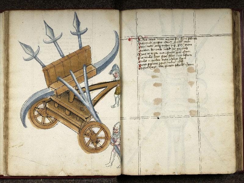 CHANTILLY, Bibliothèque du château, 0348 (0633), f. 017v - 018