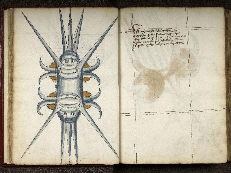CHANTILLY, Bibliothèque du château, 0348 (0633), f. 018v - 019