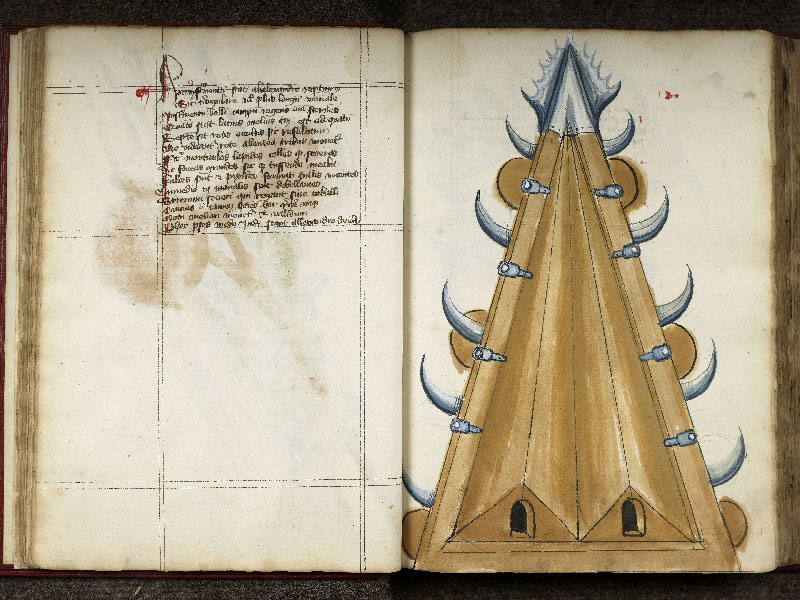 CHANTILLY, Bibliothèque du château, 0348 (0633), f. 024v - 025
