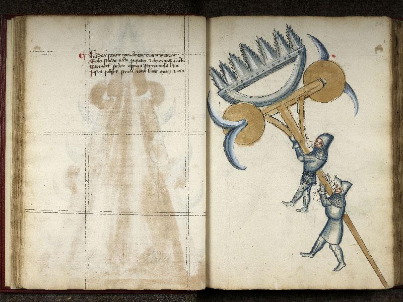 CHANTILLY, Bibliothèque du château, 0348 (0633), f. 025v - 026