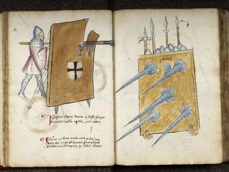 CHANTILLY, Bibliothèque du château, 0348 (0633), f. 027v - 028
