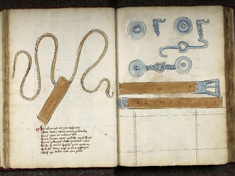 CHANTILLY, Bibliothèque du château, 0348 (0633), f. 028v - 029