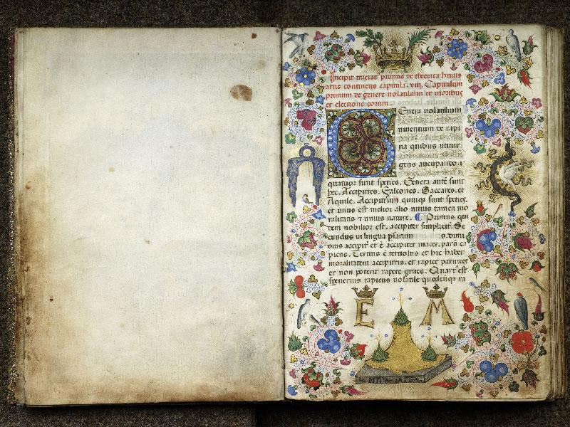 CHANTILLY, Bibliothèque du château, 0368 (1375), f. 002v - 003