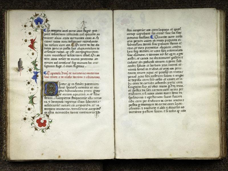 CHANTILLY, Bibliothèque du château, 0368 (1375), f. 015v - 016