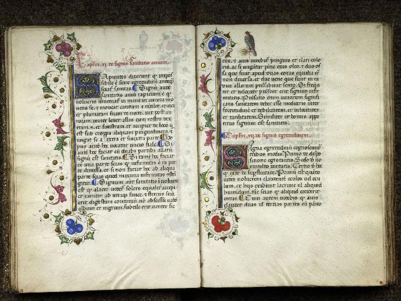 CHANTILLY, Bibliothèque du château, 0368 (1375), f. 017v - 018