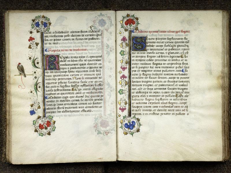 CHANTILLY, Bibliothèque du château, 0368 (1375), f. 024v - 025