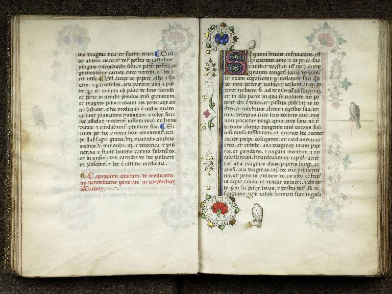 CHANTILLY, Bibliothèque du château, 0368 (1375), f. 025v - 026